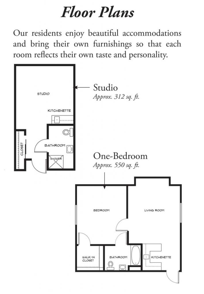 55+ Apartments
