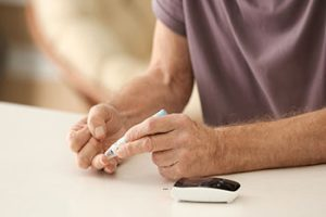 Caring For Seniors With Diabetes