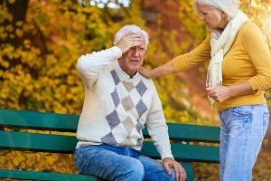 Senior Dementia Wandering