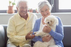 Senior Living with Pets
