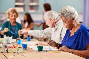 5 Mental Health Benefits of Senior Community Living