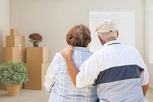 Senior Living Downsizing