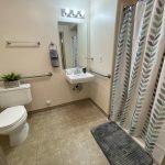 Model Room Bathroom